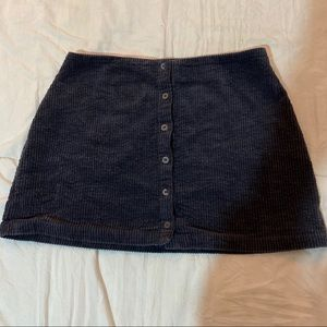 KENDALL KYLIE MINI SKIRT